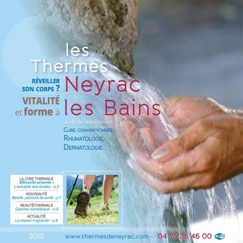 Brochure – Thermes de Neyrac-les-Bains