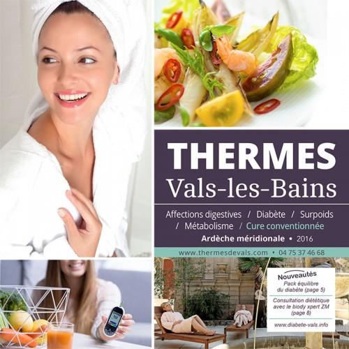 Magazine des Thermes de Vals-les-Bains