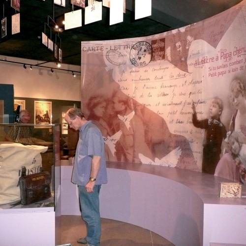 Graphisme pour les musées – Exposition au Musée de la Bresse