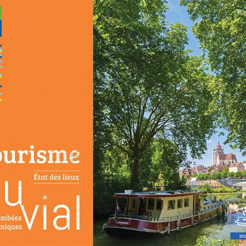 Brochure pour la VNF : Tourisme fluvial