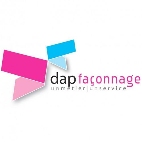 Création de logo pour dap façonnage