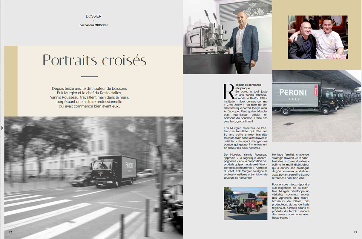 creation de magazine Lyon