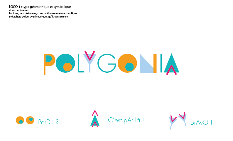 Création de logo - recherche