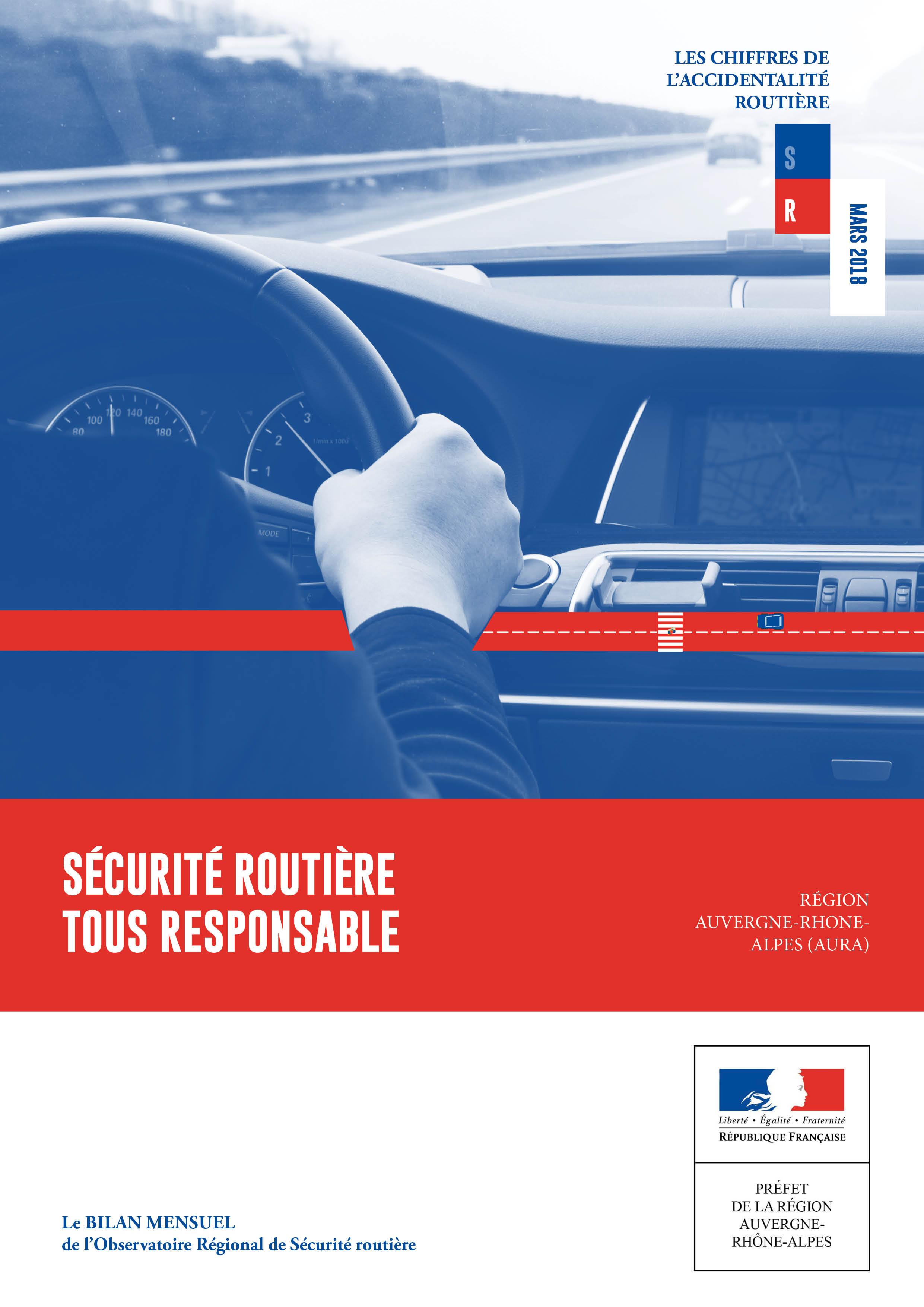 Graphisme institutionnel - Préfecture du Rhône