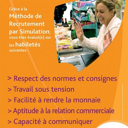 Affiches pour Pôle emploi – Lyon