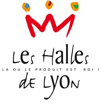 Le logo de mon client Halles de Lyon Paul Bocuse