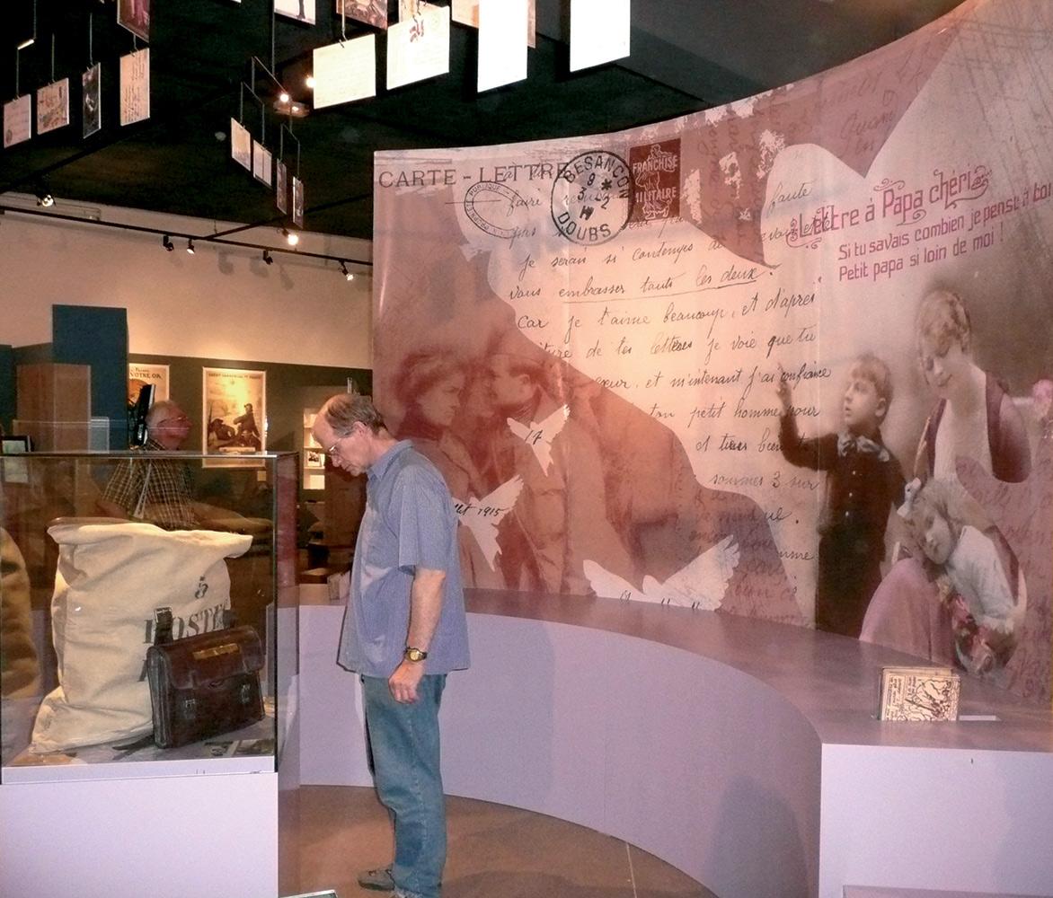 graphisme pour les musées et les expositions - Musée de la Bresse