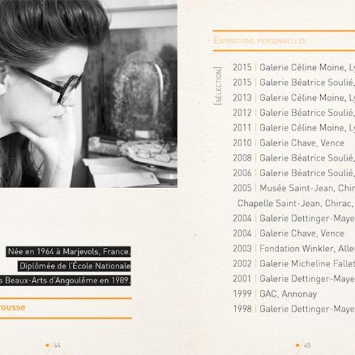Livre d'art – Galerie Céline Moine