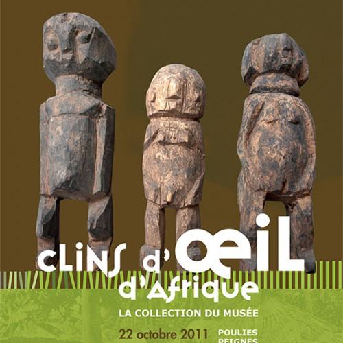 Affiche – Musée africain de Lyon
