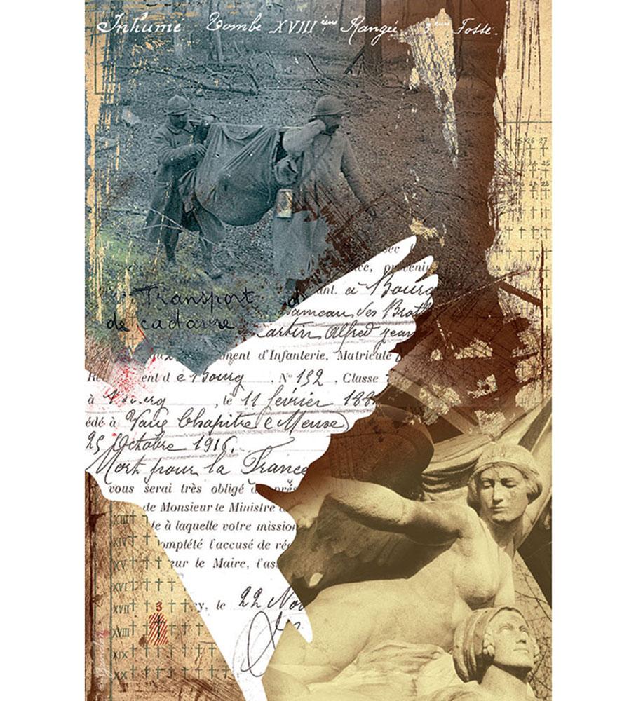 création d'illustrations pour les expositions - Musée-de-la-bresse