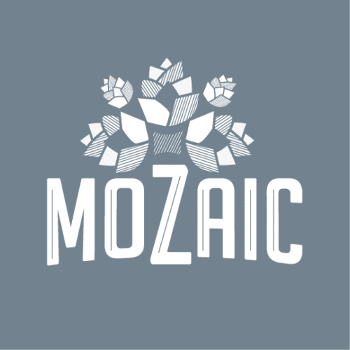 Création du logo Mozaic