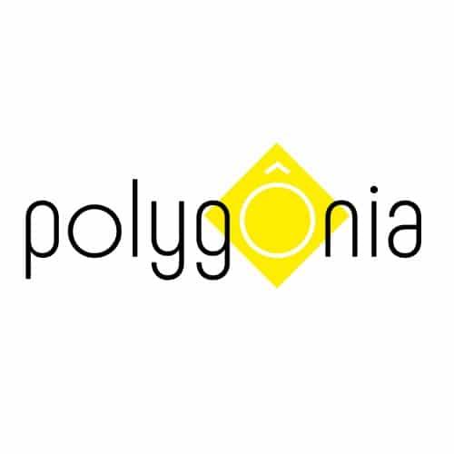 Création de logo pour Polygônia