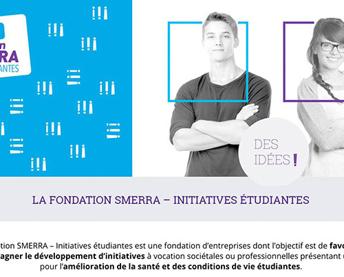 Site internet fondation Smerra