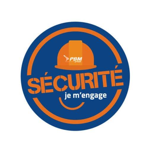 Logo sécurité PBM