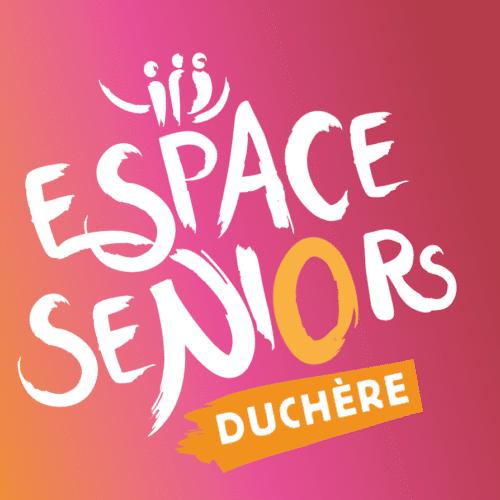Création de logo Espace Sénior Duchère