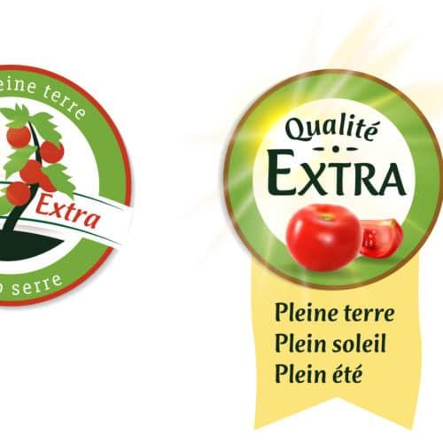 Logo «qualité pour Panzani»