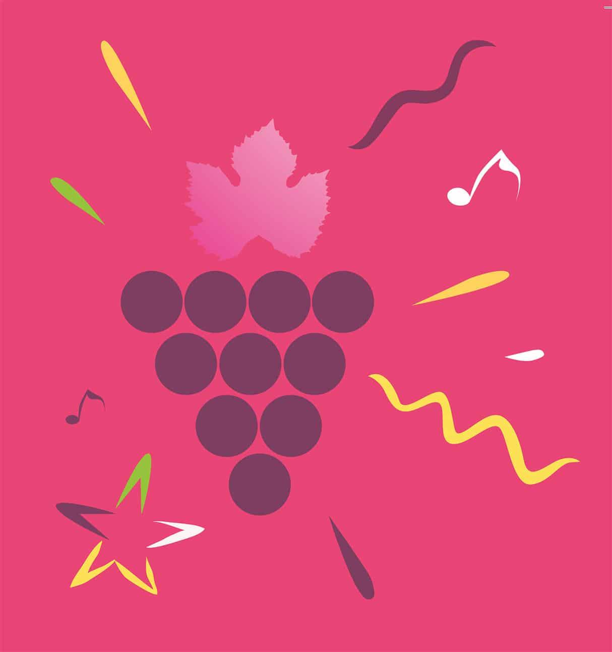 graphisme pour vigneron